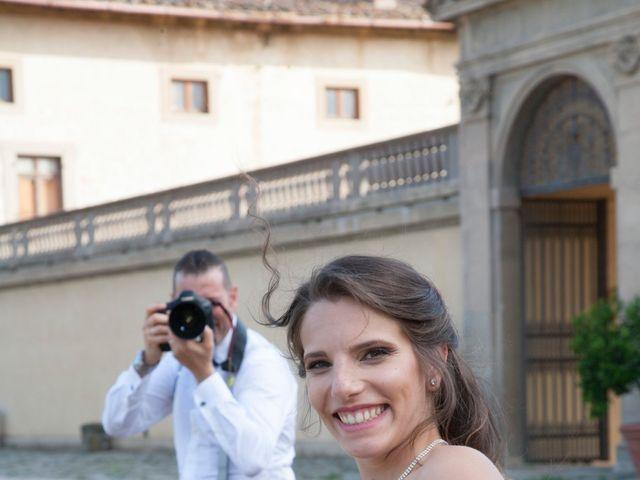 Il matrimonio di Antonio e Veronica a Lastra a Signa, Firenze 458