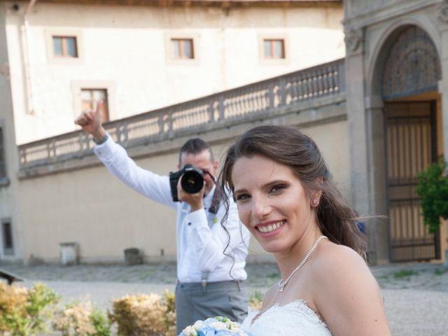 Il matrimonio di Antonio e Veronica a Lastra a Signa, Firenze 460