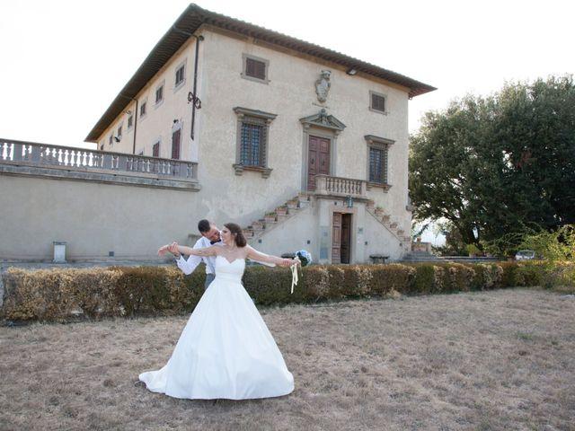 Il matrimonio di Antonio e Veronica a Lastra a Signa, Firenze 462
