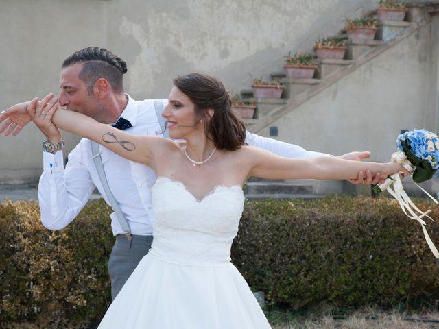Il matrimonio di Antonio e Veronica a Lastra a Signa, Firenze 463