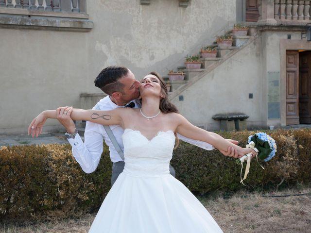 Il matrimonio di Antonio e Veronica a Lastra a Signa, Firenze 466