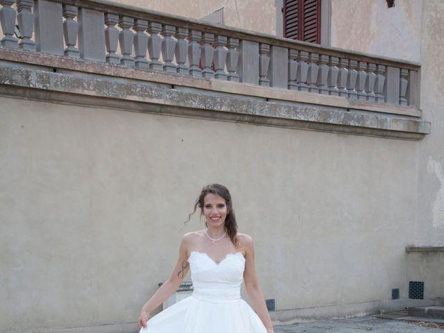 Il matrimonio di Antonio e Veronica a Lastra a Signa, Firenze 471