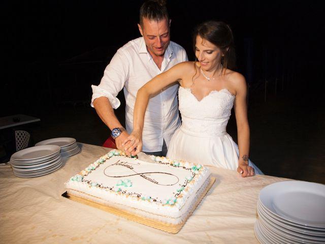 Il matrimonio di Antonio e Veronica a Lastra a Signa, Firenze 580