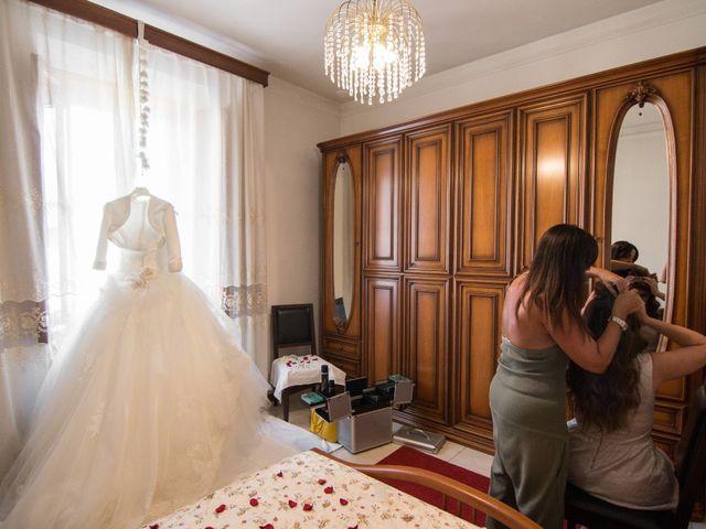 Il matrimonio di Luigi e Silvia a Montecarlo, Lucca 4