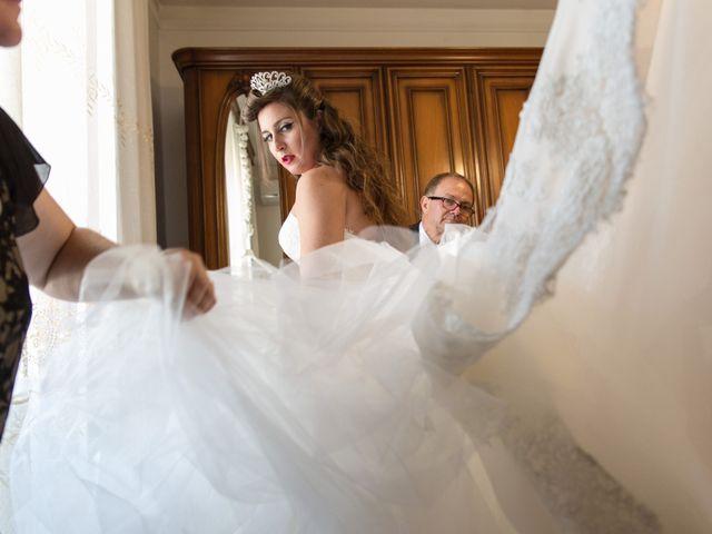 Il matrimonio di Luigi e Silvia a Montecarlo, Lucca 6