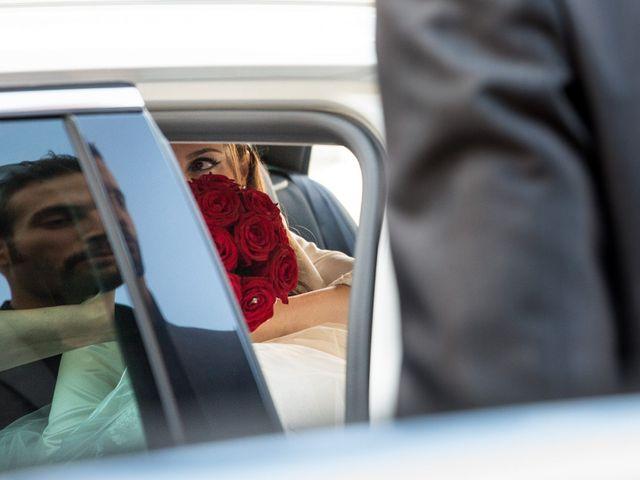 Il matrimonio di Luigi e Silvia a Montecarlo, Lucca 14