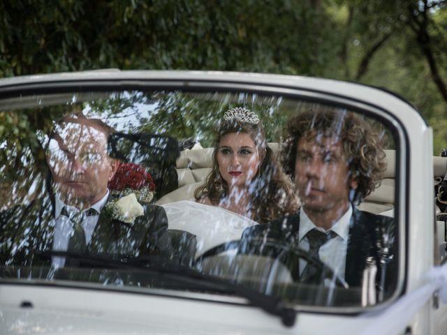 Il matrimonio di Luigi e Silvia a Montecarlo, Lucca 18