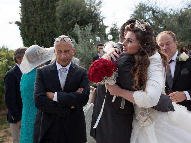 Il matrimonio di Luigi e Silvia a Montecarlo, Lucca 23
