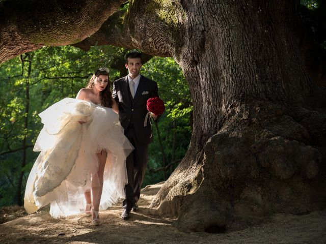Il matrimonio di Luigi e Silvia a Montecarlo, Lucca 32