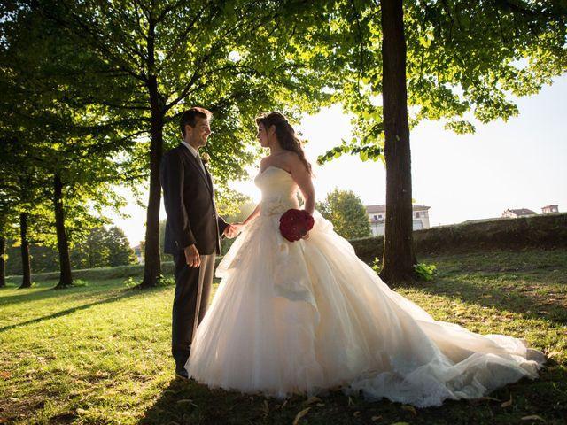 Il matrimonio di Luigi e Silvia a Montecarlo, Lucca 35