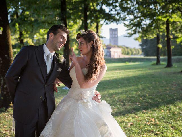Il matrimonio di Luigi e Silvia a Montecarlo, Lucca 36