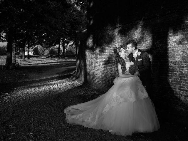 Il matrimonio di Luigi e Silvia a Montecarlo, Lucca 38