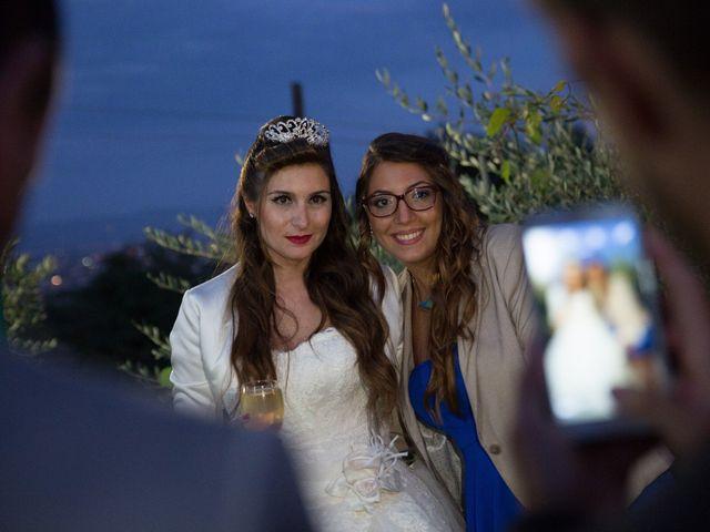 Il matrimonio di Luigi e Silvia a Montecarlo, Lucca 40