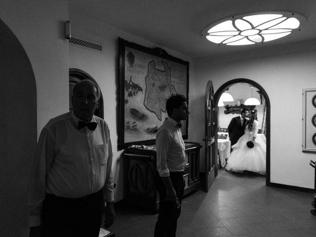 Il matrimonio di Luigi e Silvia a Montecarlo, Lucca 42