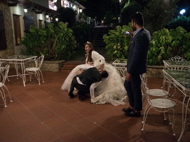 Il matrimonio di Luigi e Silvia a Montecarlo, Lucca 44