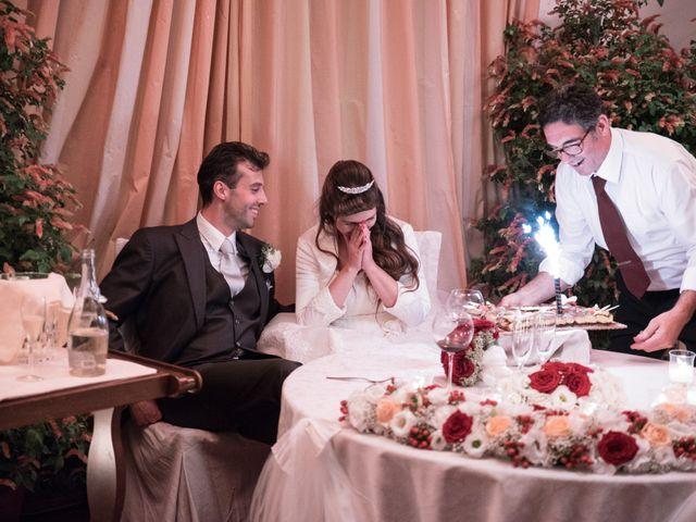 Il matrimonio di Luigi e Silvia a Montecarlo, Lucca 47