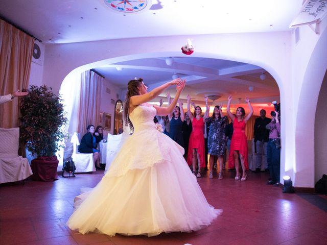 Il matrimonio di Luigi e Silvia a Montecarlo, Lucca 50