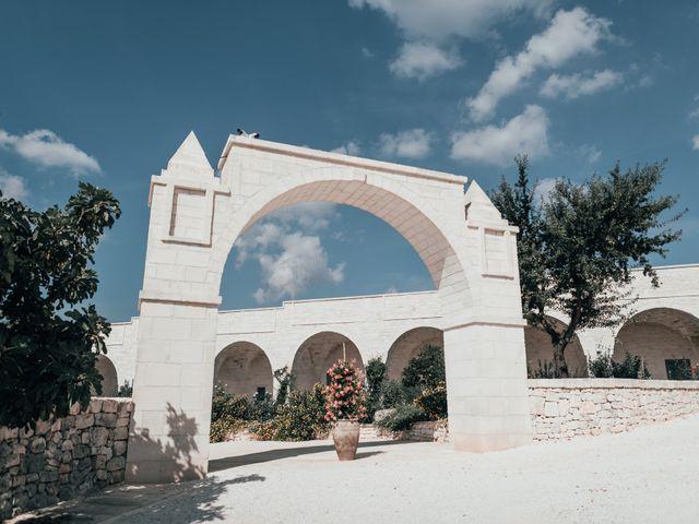 Il matrimonio di Sylvain e Veronique a Ostuni, Brindisi 2