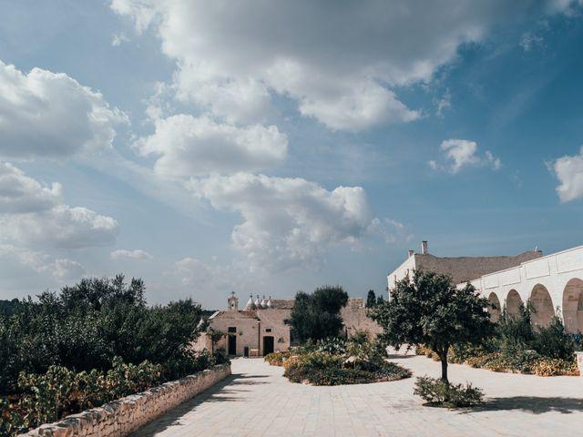Il matrimonio di Sylvain e Veronique a Ostuni, Brindisi 3