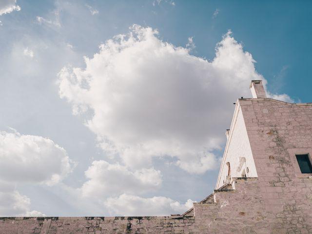 Il matrimonio di Sylvain e Veronique a Ostuni, Brindisi 5