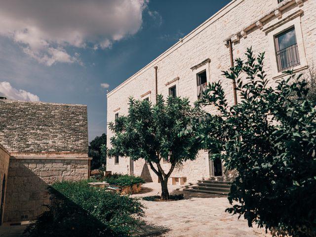 Il matrimonio di Sylvain e Veronique a Ostuni, Brindisi 6