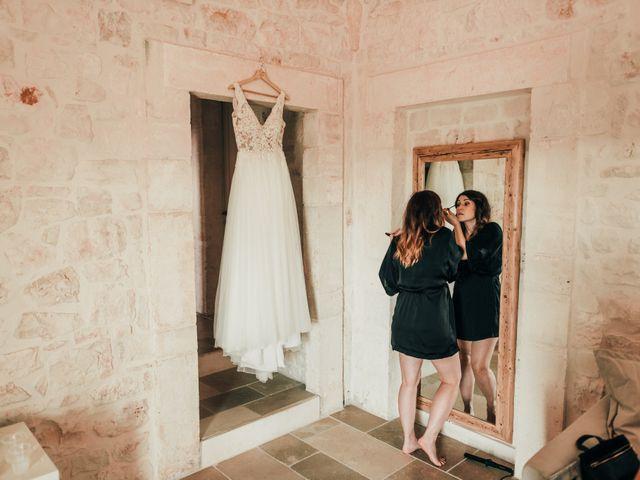 Il matrimonio di Sylvain e Veronique a Ostuni, Brindisi 16