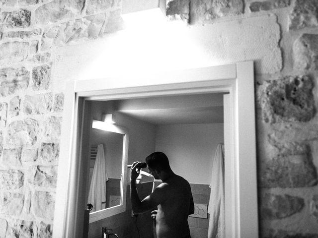 Il matrimonio di Sylvain e Veronique a Ostuni, Brindisi 19