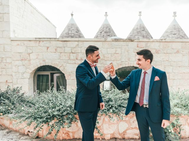 Il matrimonio di Sylvain e Veronique a Ostuni, Brindisi 24