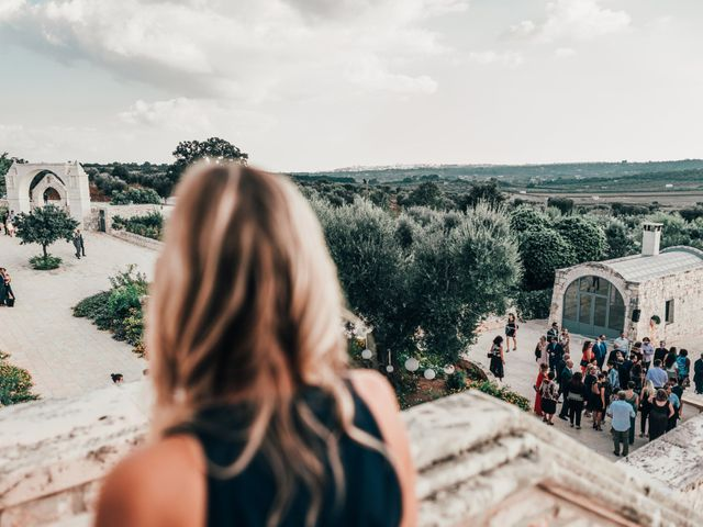 Il matrimonio di Sylvain e Veronique a Ostuni, Brindisi 25