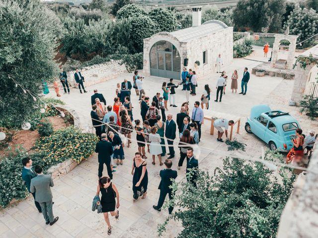 Il matrimonio di Sylvain e Veronique a Ostuni, Brindisi 26