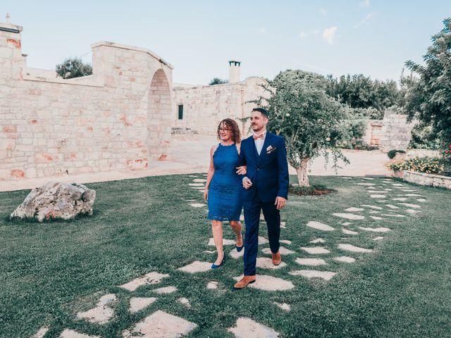 Il matrimonio di Sylvain e Veronique a Ostuni, Brindisi 29