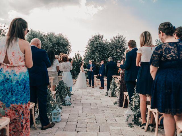 Il matrimonio di Sylvain e Veronique a Ostuni, Brindisi 31