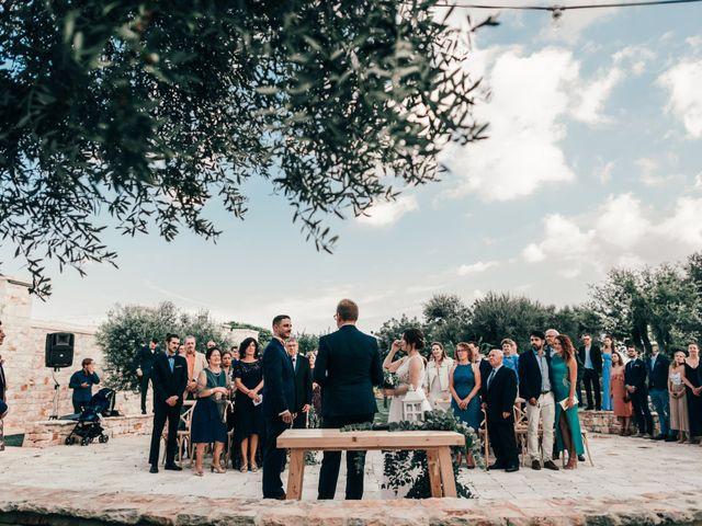 Il matrimonio di Sylvain e Veronique a Ostuni, Brindisi 32