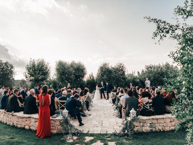 Il matrimonio di Sylvain e Veronique a Ostuni, Brindisi 33