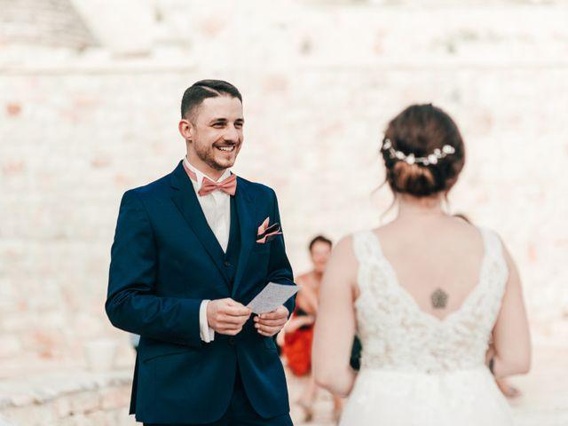 Il matrimonio di Sylvain e Veronique a Ostuni, Brindisi 34