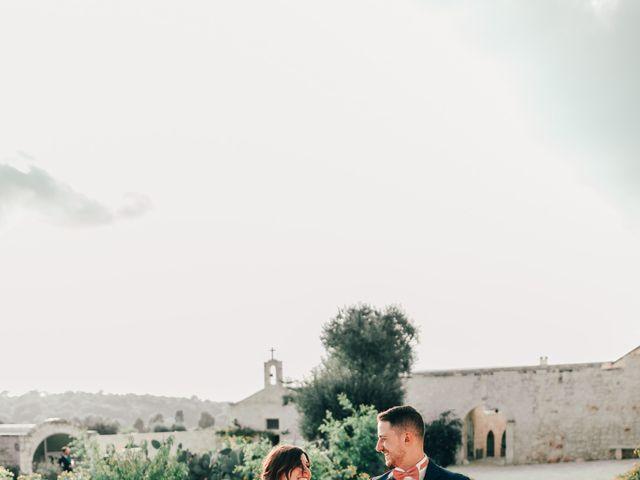 Il matrimonio di Sylvain e Veronique a Ostuni, Brindisi 42