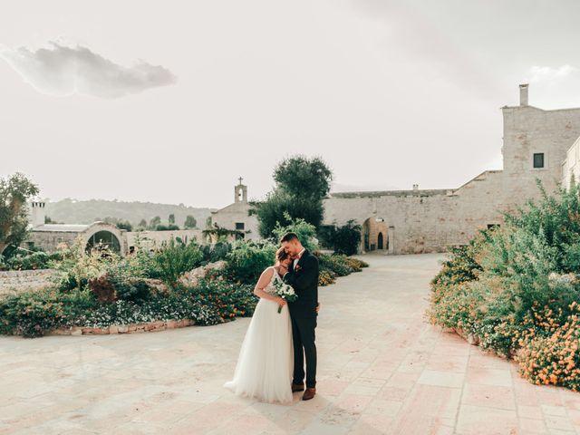 Il matrimonio di Sylvain e Veronique a Ostuni, Brindisi 43
