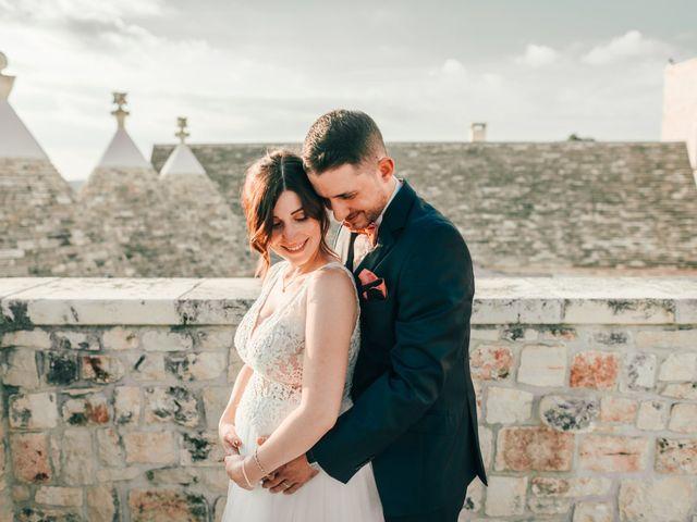 Il matrimonio di Sylvain e Veronique a Ostuni, Brindisi 47