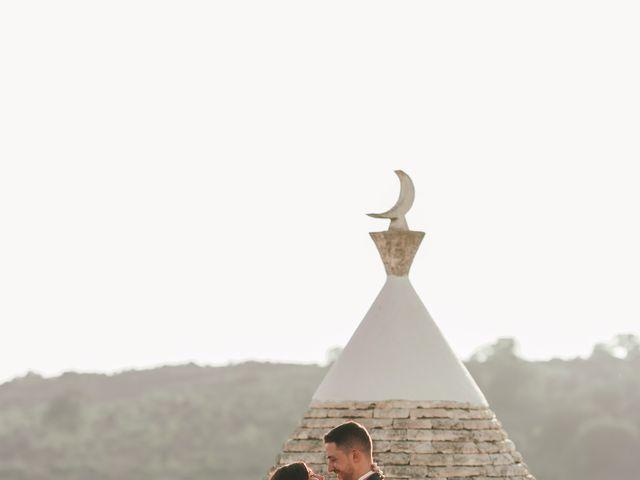 Il matrimonio di Sylvain e Veronique a Ostuni, Brindisi 49
