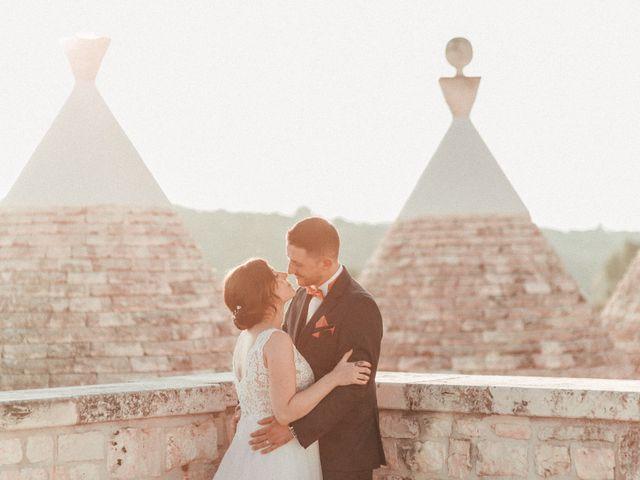 Il matrimonio di Sylvain e Veronique a Ostuni, Brindisi 50