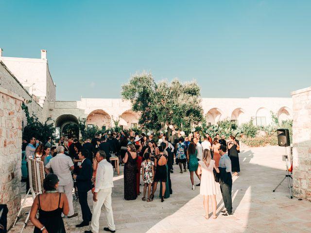 Il matrimonio di Sylvain e Veronique a Ostuni, Brindisi 51