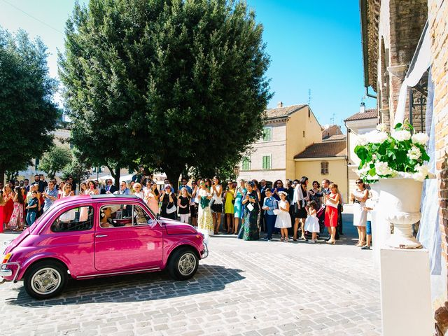 Il matrimonio di Alessandro e Federica a Ancona, Ancona 27