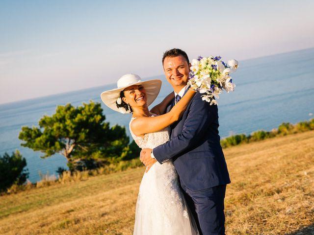 Il matrimonio di Alessandro e Federica a Ancona, Ancona 37