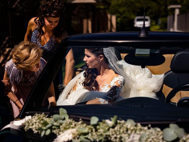 Il matrimonio di Greta e Matteo a Monza, Monza e Brianza 11