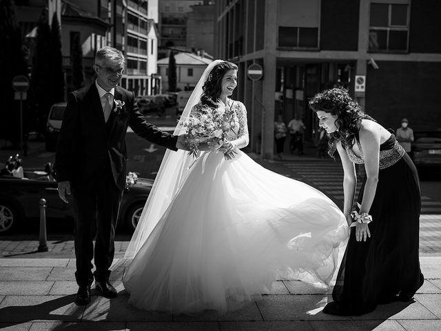 Il matrimonio di Greta e Matteo a Monza, Monza e Brianza 14