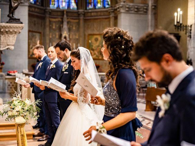Il matrimonio di Greta e Matteo a Monza, Monza e Brianza 17