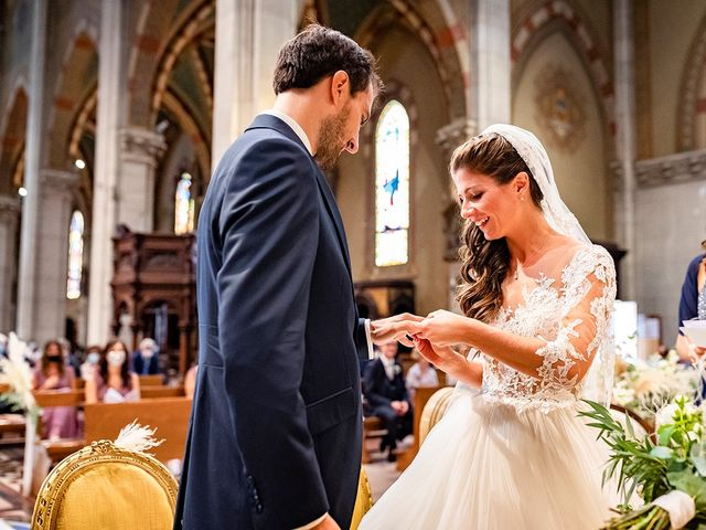 Il matrimonio di Greta e Matteo a Monza, Monza e Brianza 20