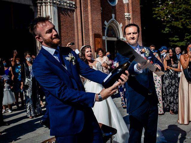 Il matrimonio di Greta e Matteo a Monza, Monza e Brianza 1