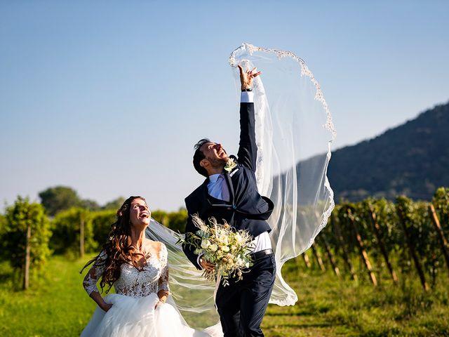Il matrimonio di Greta e Matteo a Monza, Monza e Brianza 27