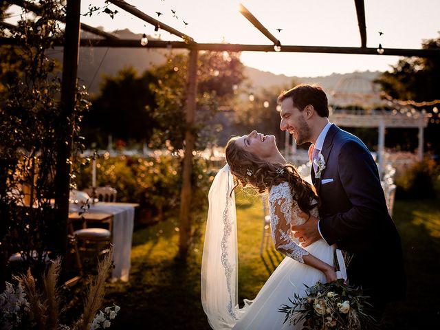 Il matrimonio di Greta e Matteo a Monza, Monza e Brianza 34